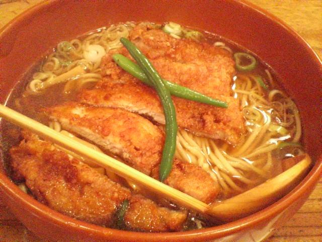 パークー麺