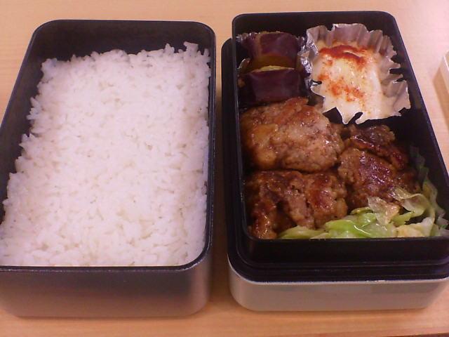 お弁当20070730