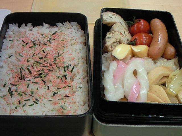 お弁当20071211