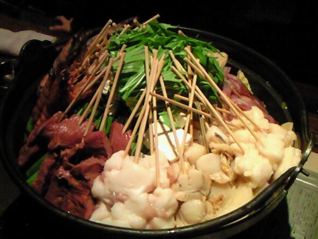海鮮鍋!?