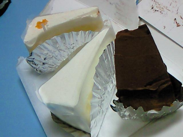 チーズケーキしゅん