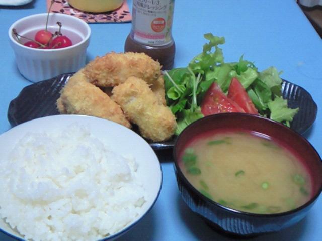 夕飯20080626